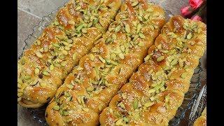 معروك رمضان السوري أفضل وأطيب من الجاهز بريوش هش ورائع لرمضان مبارك مع رباح محمد ( الحلقة 448 )