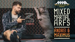 Mixed Martial Arfs - Andrei Arlovski and Maximus