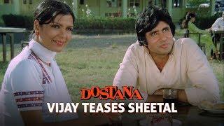 Dostana (1980) - Full Movie | Part 6 | Amitabh Bachchan, Shatrughan Sinha, Zeenat Aman