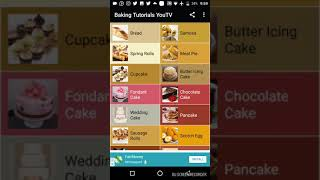 Baking Tutorial YouTV App - Watch and Download
