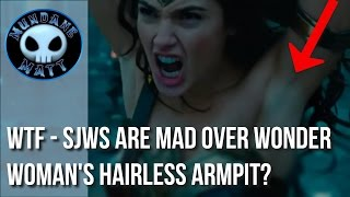 [Movies] WTF - SJWs are mad over Wonder Woman