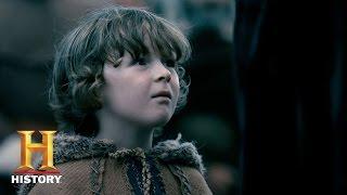 Vikings: Aethelwulf's Pilgrimage Begins (Season 4, Episode 6) | History