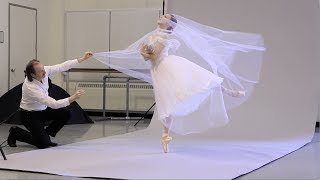 PNB's Giselle - Photo Shoot with Kaori Nakamura