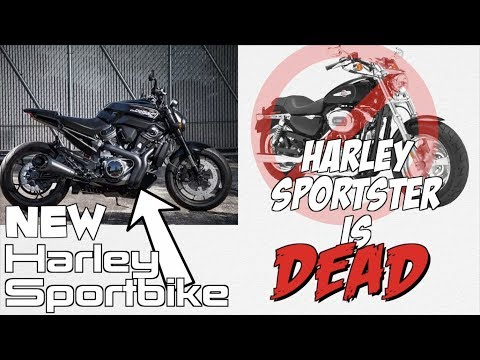 New 2020 Harley Davidson Sport Bike The Sportster Is Over