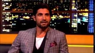 """""""Kayvan Novak Aka Facejacker"""" The Jonathan Ross Show Series 3 Ep 04 8 September 2012. Part 4/5."""