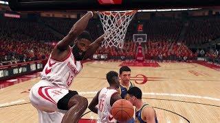 NBA LIVE 2018 Playoffs Golden State Warriors vs Houston Rockets Full Game 5 NBA Finals | NBA LIVE 18