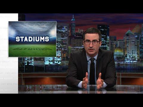Stadiums Last Week Tonight with John Oliver HBO