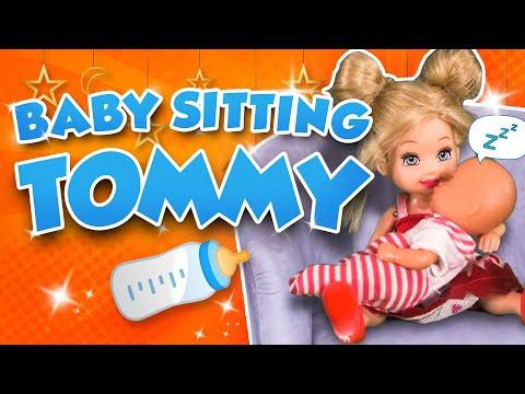 Xxx Mp4 Barbie Babysitting Tommy Ep 143 3gp Sex