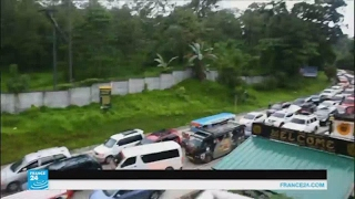 هروب جماعي من مارواي في الفلبين..والسبب؟