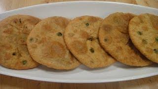 Green Peas Kachori - Holi Special | Sanjeev Kapoor Khazana