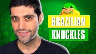 KNUCKLES de Uganda do Brasil, dessa vez o melhor de todos