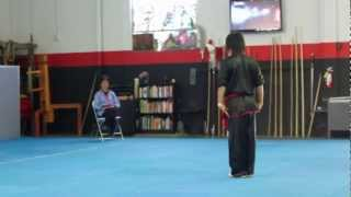 Wushu Kung Fu Tournament Open Hand Forms 2012