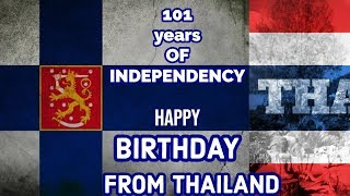 🇫🇮 Independence Day Cruising In Thailand # 23 🇹🇭