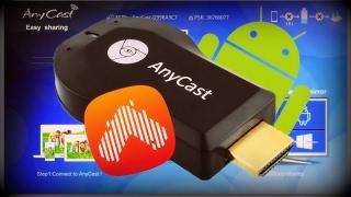 Configuración y uso fácil para Anycast en Android con AllConnect - Play & Stream