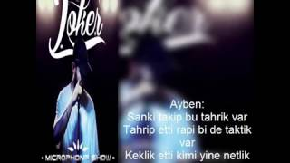 Joker feat.ayben microphone show(Lycris)