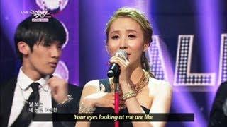 Seean - It's alright (2013.06.08) [Music Bank w/ Eng Lyrics]