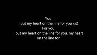 Craig David - Heartline (Unofficial Lyric Video)