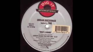 "Urban Discharge - Drop A House - ""Junior Sound Factory Mix"" - Music by Joe Carrano"