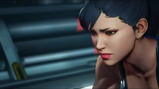Street Fighter 5 mods sexy sporty Chun li