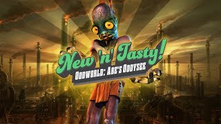 Oddworld: New 'n' Tasty - Android First 22 Minutes Gameplay