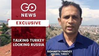 India-Turkey Coming Closer
