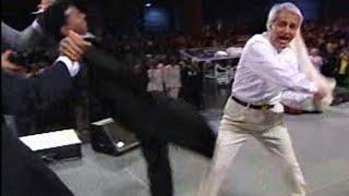 Benny Hinn - Raw Anointing of the Spirit (1)