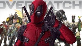 Deadpool Plays Overwatch