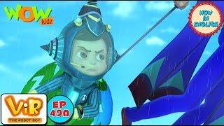 Vir: The Robot Boy - Vir Vs Umbrella Man  - As Seen On HungamaTV - IN ENGLISH