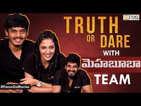 Xxx Mp4 Truth Or Dare With Mehbooba Team Aakash Puri Neha Shetty Vishu Reddy Filmyfocus Com 3gp Sex