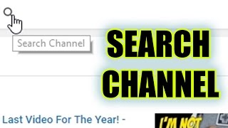 How To Search Videos Within A Channel On YouTube ( PC and Mobile )