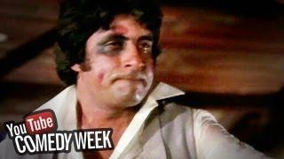 Amitabh Bachchan Talking to Mirror - Amar Akbar Anthony - Comedy Week Exclusive