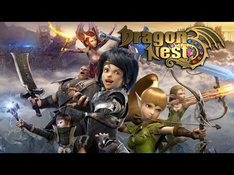 Dragon Nest: Throne of Elves Movie - Trailer 2