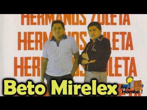 Mi hermano y yo Los Hermanos Zuleta Con Letra HD Ay hombe Audio Original