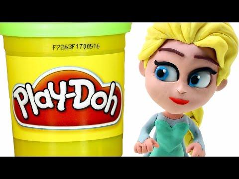 Xxx Mp4 FROZEN Elsa Play Doh STOP MOTION Videos Disney Playdough Toy Eggs 3gp Sex