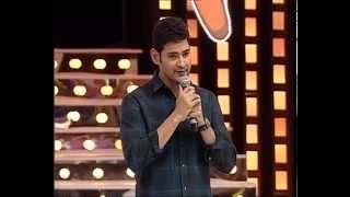 mahesh babu in mirchi awards