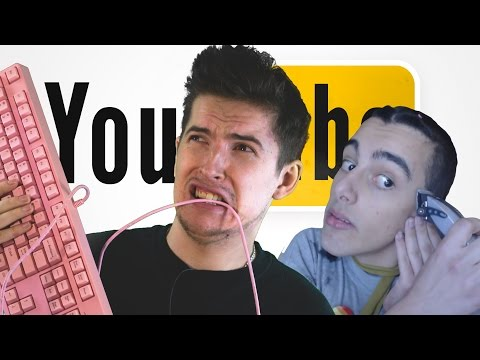 FOR MY GIRLFRIEND • WRONG SIDE OF YOUTUBE