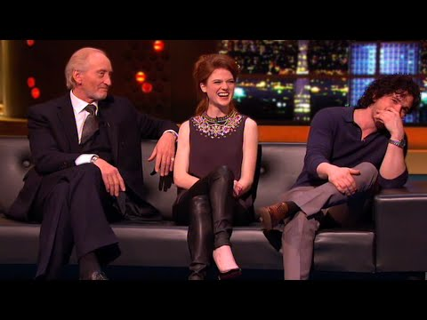 Xxx Mp4 Game Of Thrones Cast Talk Sex Scenes The Jonathan Ross Show 3gp Sex