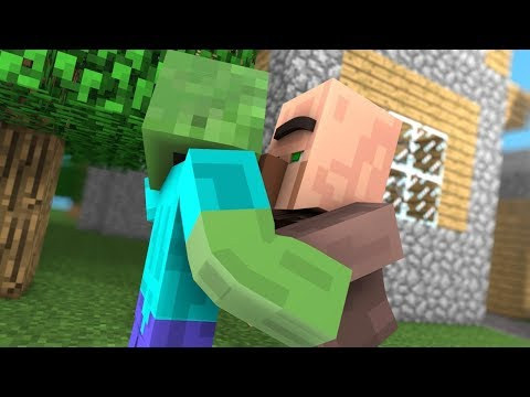 Villager Life - Top Minecraft Animations