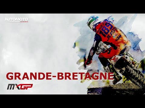 MXGP 2021 Grand Prix d Angleterre MXGP