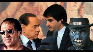 Satira Deviata EP.1 Berlusconi Vs Fitto, Renzi Vs D'Alema. Celentano: grazia a Corona..parodia