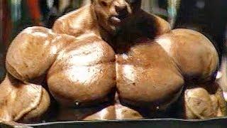 The Biggest Widest Shoulders In Bodybuilding - Shoulder Day Workout