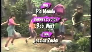 Barney's Magical Musical Adventure Credits (1992)