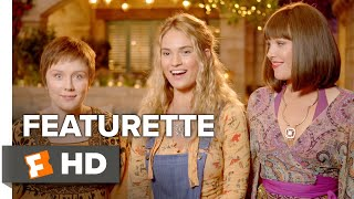 Mamma Mia! Here We Go Again Featurette - Meet the Young Dynamos (2018) | Movieclips Coming Soon