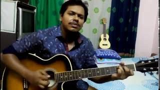 Tore putuler moto kore by Kumar Bishwajit acoustic cover by Misbah