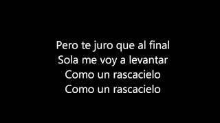 Rascacielo - Demi Lovato (Spanish Version of Skyscraper) Lyrics