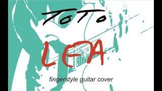 Toto - Lea (fingerstyle cover)