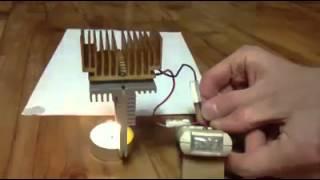 Candle Free Energy!   Wonderful Engineering