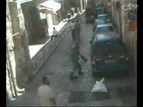 Terrorista é morto em Jerusalém comentado