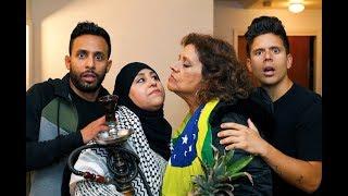Foreign Mothers   Anwar Jibawi & Rudy Mancuso