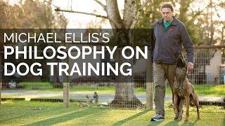 Michael Ellis' Philosophy of Dog Training